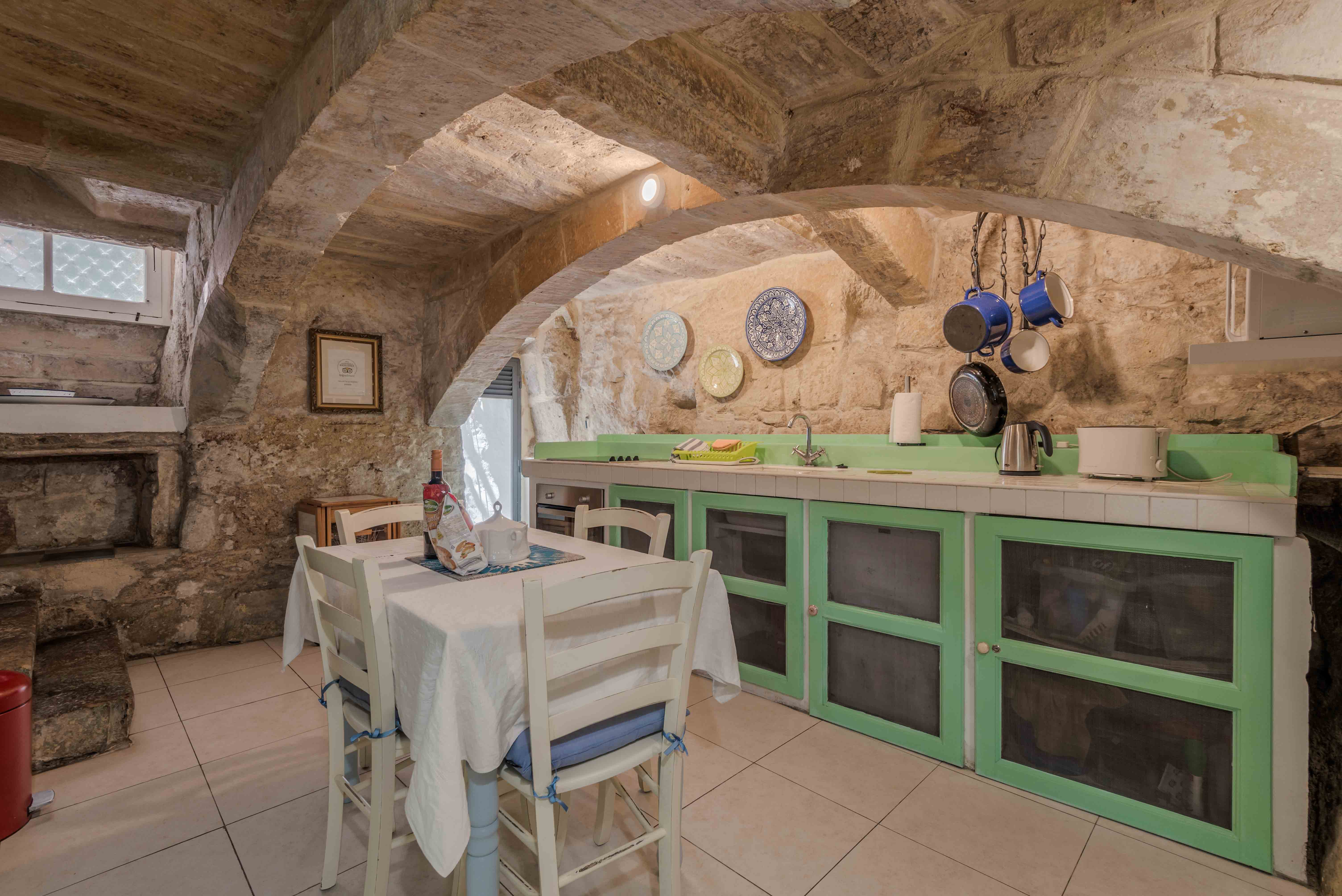 Self Catering Accommodation In Malta Valletta G House